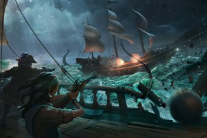 In arrivo una beta di Sea of Thieves
