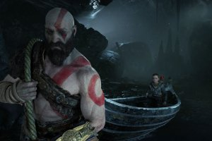 La nuova patch di God of War corregge il problema dei testi