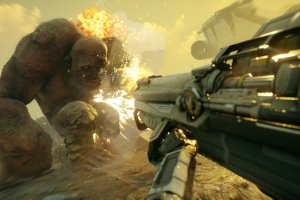 RAGE 2: il primo trailer gameplay