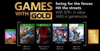 Metal Gear Solid V e Vanquish nei Games With Gold di maggio
