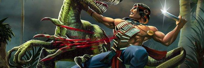 Turok Remastered  in arrivo su Xbox One