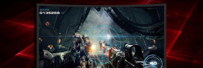 Nuovi monitor curvi per il gaming e molto altro in mostra a CES per MSI