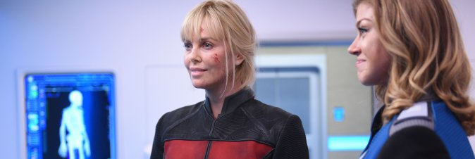 Anche Charlize Theron apparirà in The Orville