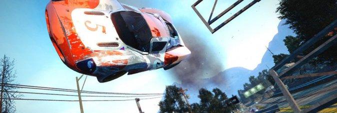I creatori di Burnout lavoreranno ad un action game con combattimenti