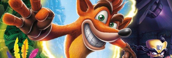 Crash Bandicoot su piattaforme diverse da Playstation?