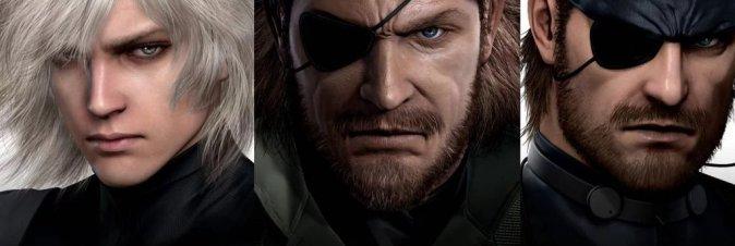 Metal Gear Solid HD Collection su PS4? Per ora no