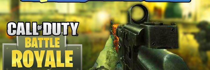 Call of Duty sperimenta il battle royale in Cina