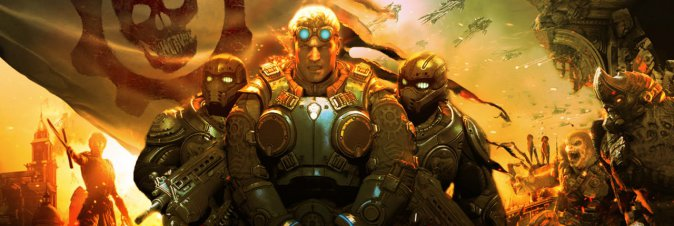 Splash Damage sta lavorando su Gears of War 5