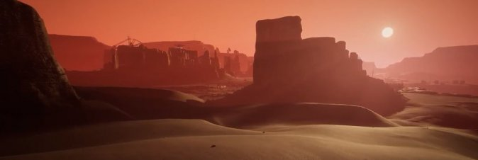 Nuovo trailer per Memories of Mars