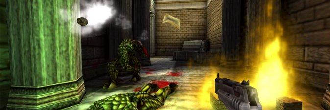 Turok Dinosaur Hunter e Turok 2 arrivano a marzo su Xbox One