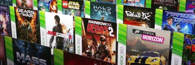 Secondo Microsoft la retrocompabilità su Xbox One è un successo