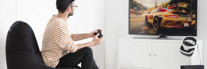 Gamewarez Gaming Beanbag