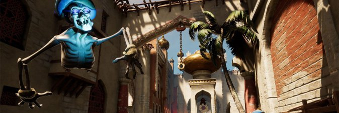 Il gioco degli ex sviluppatori di Bioshock arriva il prossimo mese