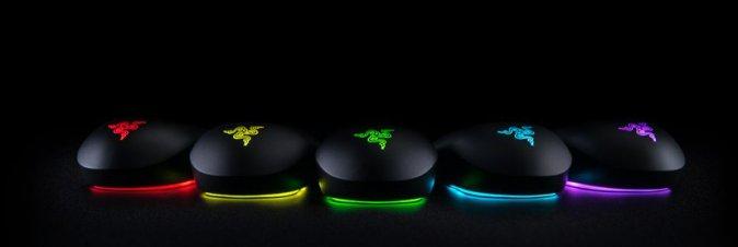 Razer annuncia la nuova famiglia di mouse Abyssus Essential