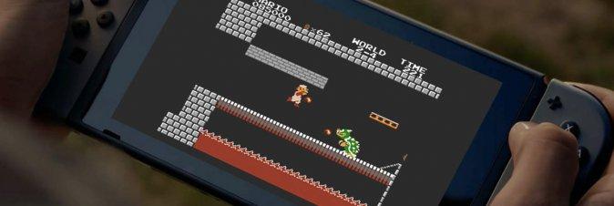 Nintendo dettaglia il servizio online di Switch