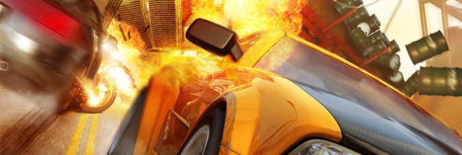 Burnout Revenge diventa compatibile con Xbox One