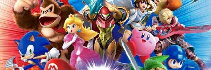 Bandai Namco sta lavorando a Smash Bros. per Switch?