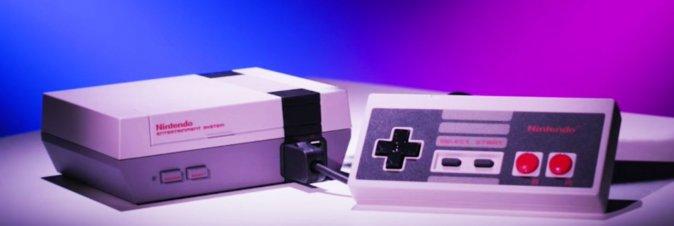 Nintendo annuncia il ritorno del Classic Mini: NES [AGG]