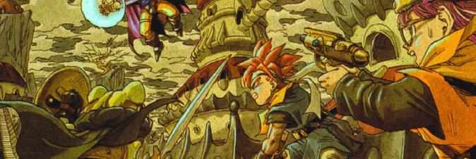 Chrono Trigger si aggiorna su Steam