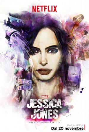 Marvel's Jessica Jones cover