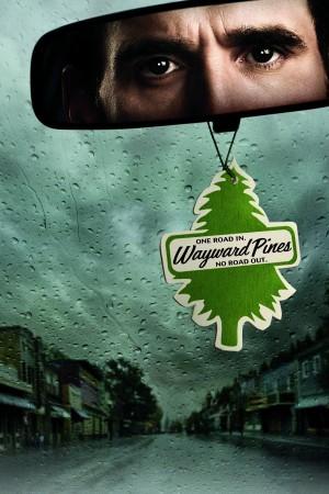 Wayward Pines cover
