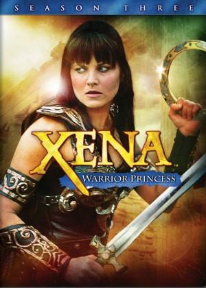 Xena: Principessa Guerriera cover
