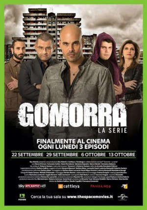 Gomorra cover