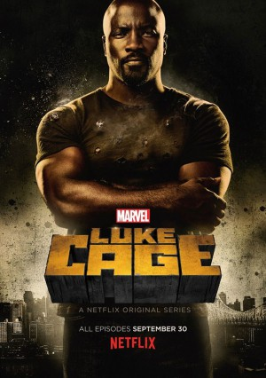 Marvel's Luke Cage cover