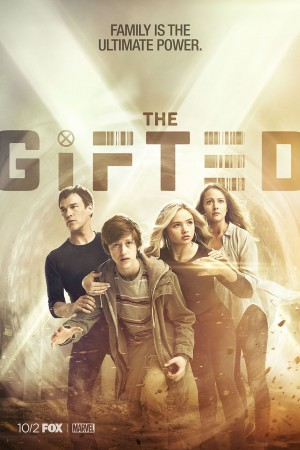 The Gifted cover