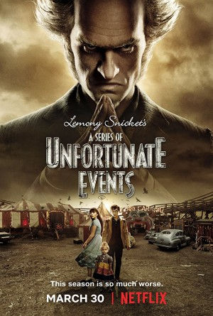 Una Serie di Sfortunati Eventi cover