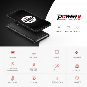 Ulefone Power 2 cover