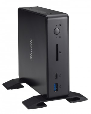 Shuttle XPC NC03U cover
