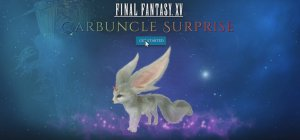 Final Fantasy XV - Carbuncle Surprise