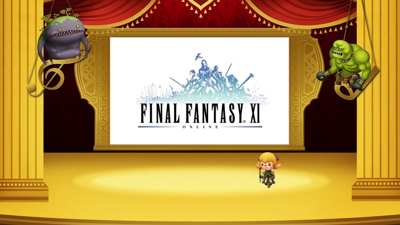 Final fantasy curtain call