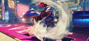 Street Fighter V - Balrog trailer