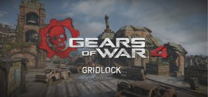 Gears of War 4 - Gridlock map fly over video