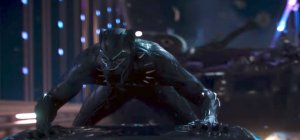 Black Panther - Black Panther