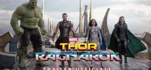 Thor: Ragnarok - Comicon Trailer ufficiale