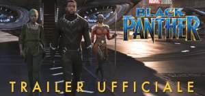 Black Panther - Trailer italiano