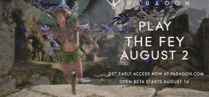 Paragon - The Fey annouce trailer