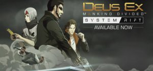 Deus Ex: Mankind Divided - System Rift Launch Trailer