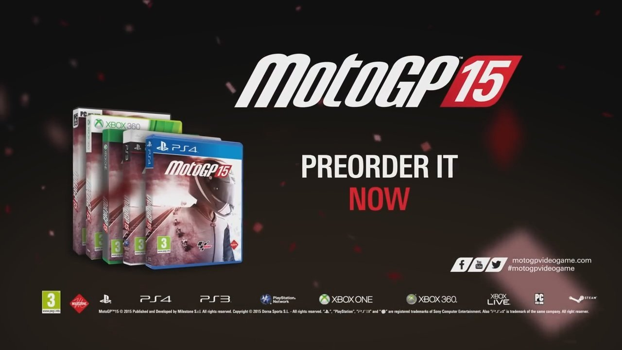 Motogp 15 Ps4 Uscita | MotoGP 2017 Info, Video, Points Table