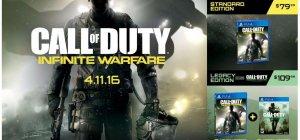 Call of Duty: Infinite Warfare - Trailer ufficiale