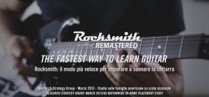 Rocksmith 2014 Edition Remastered - Rocksmith 2014 Edition arriva su PS4 e Xbox One