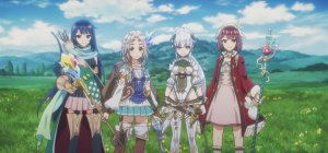 Atelier Firis: The Alchemist of the Mysterious Jurney - Opening animation