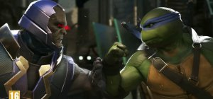 Injustice 2 - DCL Teenage Mutant Ninja Turtles