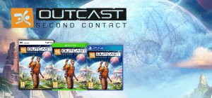 Outcast - Second Contact - Outcast Second Contact Trailer ufficiale