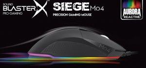 Sound BlasterX Siege M04