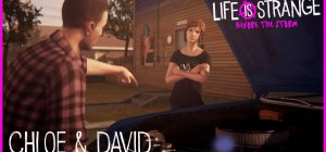 Life is Strange: Before the Storm - Chloe e David Trailer