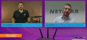 Netgear R7000p - Intervista a Ivan Tonon di Netgear